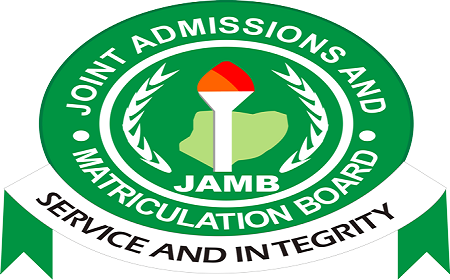 JAMB logo on LagTutor.com