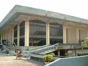 University of Lagos Main Auditorium