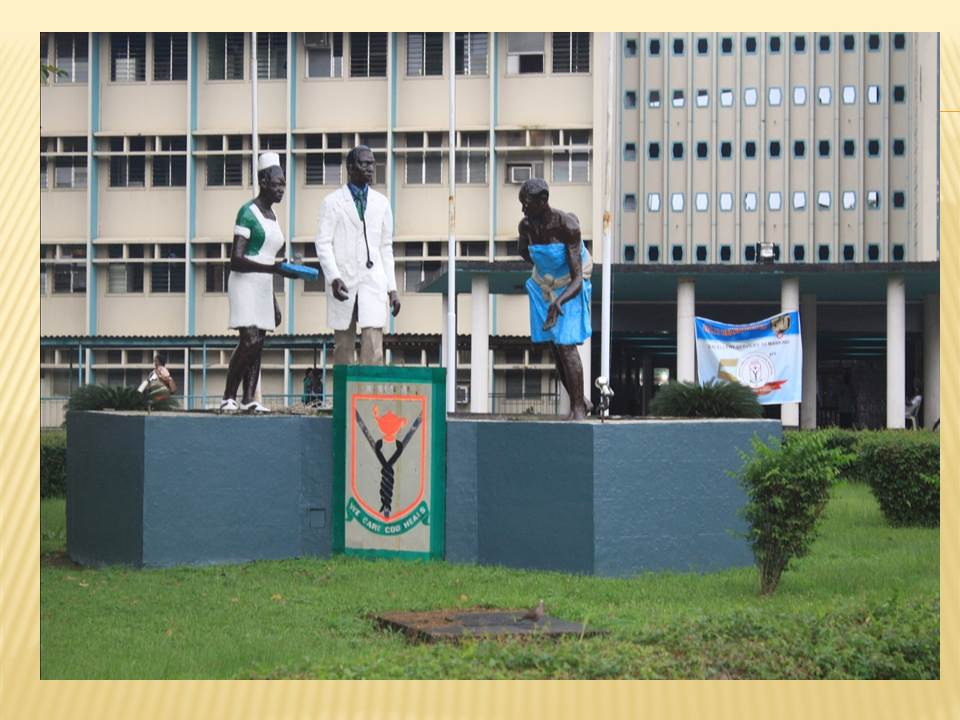 LUTH School of Nursing Sale of 2017-2018 Admission Forms