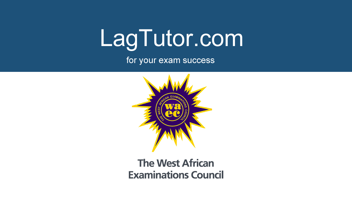 Frequently asked questions about the WAEC WASSCE for private candidates 2020 – first series