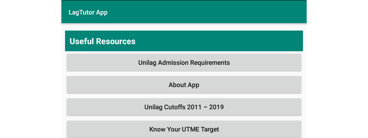 Do you know your JAMB UTME target scores?