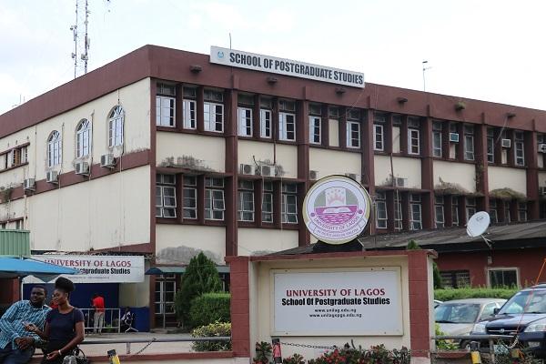 Unilag School of Postgraduate Programmes Building